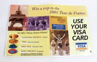 VISA/US POSTAL SERVICE TOUR DE FRANCE PROMOTION