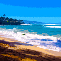 Oahu North Shore (art)
