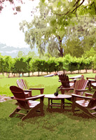 Napa Cellars Menage Lawn Chairs (art)